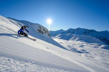 Domaine skiable - © Gilles Baron
