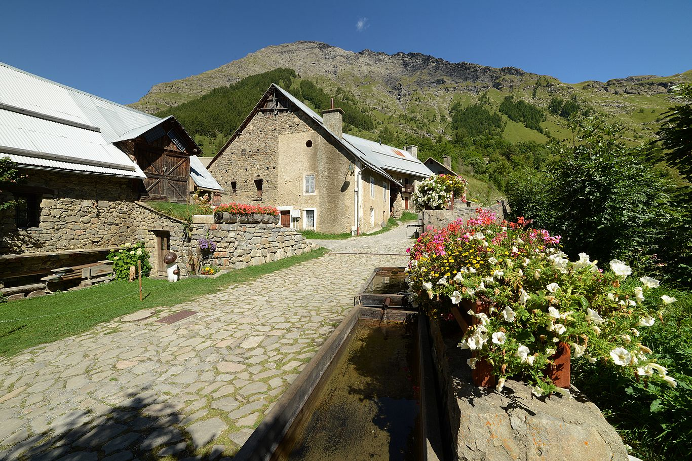 Village de Prapic - © Gilles Baron