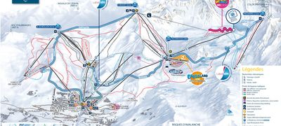 Download the piste map