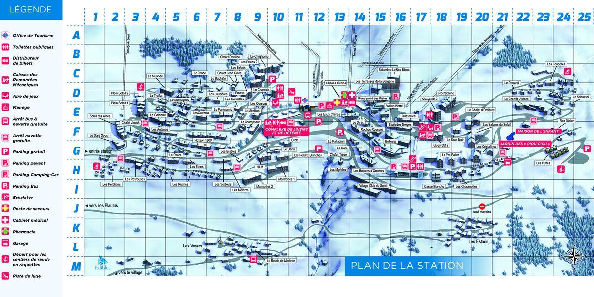 Orci res merlette 1850 station de ski des hautes alpes - Office tourisme orcieres merlette 1850 ...