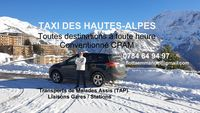Taxi des Hautes-Alpes - © Taxi des Hautes-Alpes