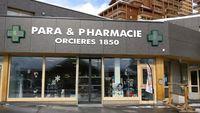 Pharmacie d'Orcières - © Pharmacie d'Orcières
