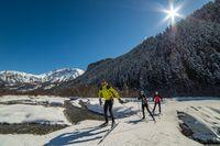Ski de fond ESF - © Gilles Baron