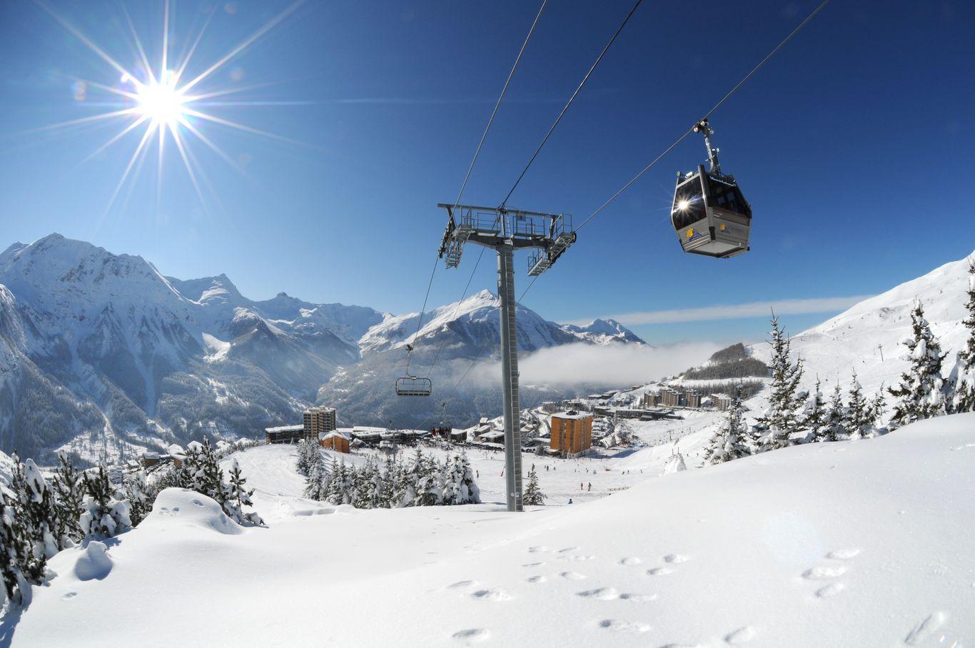Domaine skiable Orcières Merlette - © Gilles Baron 3209f8fd1e5