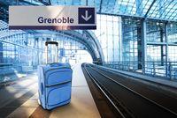 Gare de Grenoble - © Zerophoto