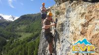 Eau Vive Passion - Via Ferrata - © Eau Vive Passion - Via Ferrata