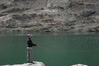 Marc Blancard pêche - © Marc Blancard