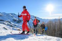 Ski de randonnée ESF - © ESF